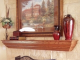 Custom Mantle and Fine Woodworking