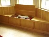 Custom Storage for Living Area