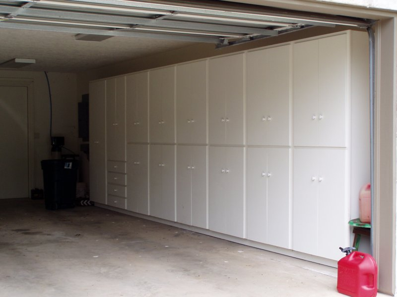 Wood Built In Garage Cabinets Pdf Plans