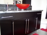 Contemporary Bath Design & Cabinets