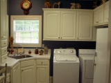 Utility Cabinetry, Laundry Cabinetry Design & Build