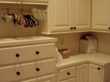 Utility Room & Closet Cabinetry