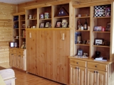 Custom Built-in, Cabinets and Storage