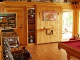 Fine Craftsmanship, Built-ins, Custom Family Room