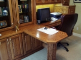 Custom Furniture Design and Office Storage & Built-ins