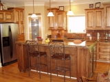 Fine Kitchen Cabinet Finishing