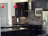 Contemporary, Modern Design, Frameless Cabinetry