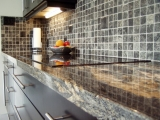 Custom Crafted Kitchen and Frameless Cabinets