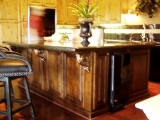 Kitchen, Custom Cabinets, Bars, Islands, Built-ins