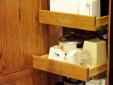 Quality Components, Drawers and Shelves