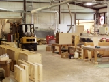 Industrial-grade Woodworking Equipment and Design