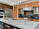Contemporary kitchen, custom cabinetry, custom cabinets and finishing.