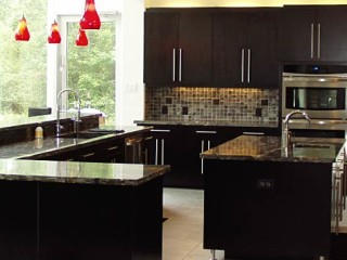 Contemporary kitchen, great craftsmanship.